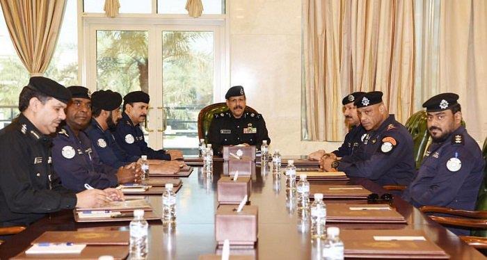 كيل وزارة الداخلية يستعرض الخطط الأمنية الحالية والمستقبلية