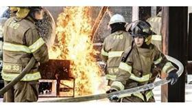 أول سعوديتين تعملان في إطفاء الحرائق