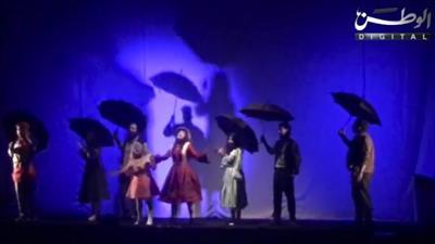 هند بلوشي تقدم مسرحية سالي على مسرح الدسمة
