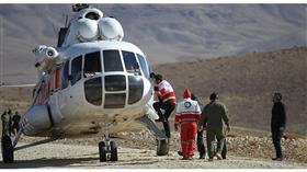 الهلال الأحمر الإيراني: عمليات نقل أشلاء ضحايا الطائرة المنكوبة تستمر حتى مايو