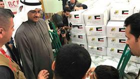 القنصل العام للكويت في اربيل يدعو إلى النهوض بالقيم الإنسانية كرد على فاجعة مدينة «حلبجة»
