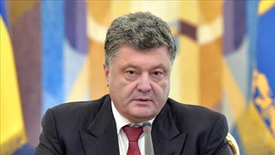 رئيس جمهورية أوكرانيا يصل إلى البلاد غدا في زيارة رسمية