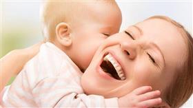 أهمية رائحة الطفل للأم