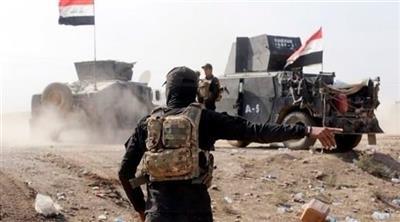 العراق: مقتل وإصابة 12 مسلحاً في اشتباكات مع داعش بالأنبار