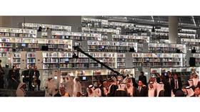 ممثل سمو أمير البلاد يحضر افتتاح مكتبة قطر الوطنية