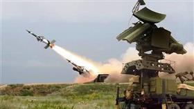 تلفزيون النظام السوري: صواريخ تخترق أجواء حمص