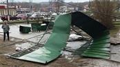 قتيلان و20 مصابا جراء عاصفة قوية ضربت العاصمة الروسية موسكو