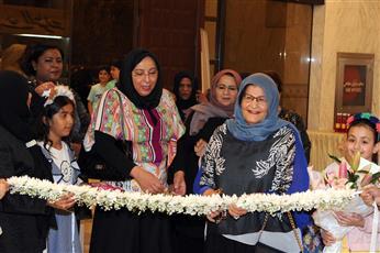 «التطوعية النسائية»: السوق الخيرية الـ39 تسهم في دعم الأسرة