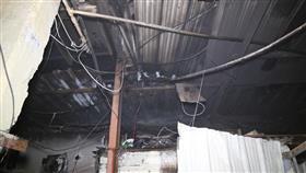 وفاة شخص إثر حريق منزل في بنيد القار