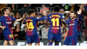 برشلونة يخشى صحوة ليفانتي