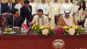 «الوطن» تنشر أبرز بنود الإتفاقية بين الكويت والفلبين