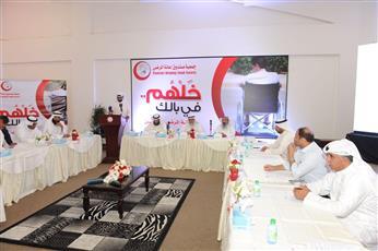 جمعية صندوق إعانة المرضى أطلقت في مؤتمر صحفي حملتها الرمضانية الجديدة «خلهم في بالك»