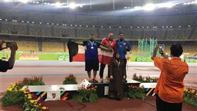 المنتخب الوطني لألعاب القوى يحصد فضية رابعة في بطولة ماليزيا