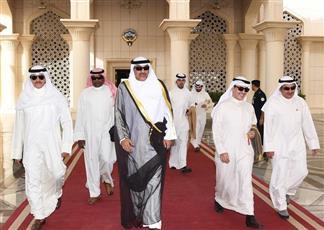 مبعوث سمو أمير البلاد يتوجه إلى السعودية والبحرين