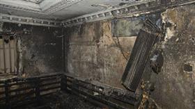 «الإطفاء»: إنقاذ 4 أشخاص حجزتهم النيران في منزل بالعارضية