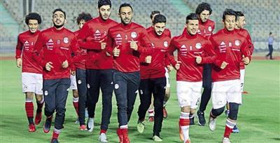 إعلان قائمة المنتخب المصري لودية الكويت