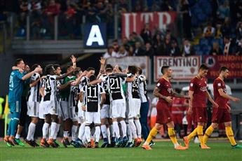 رسميا.. يوفنتوس يتوج بطلاً للدوري الإيطالي