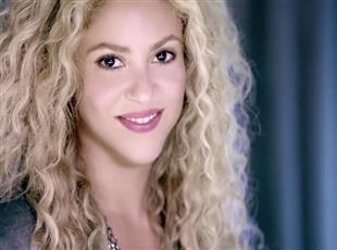 النجمة العالمية شاكيرا تحيي حفلا في لبنان