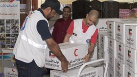 الهلال الأحمر الكويتي يبدأ حملة لتوزيع المساعدات على الأسر المتعففة في الكويت