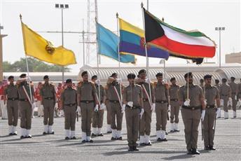 «الدفاع»: «التعليم العسكري» تحتفل بتخريج دورة المتطوعين الأغرار رقم 84