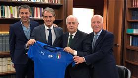 رسميا.. مانشيني مدربا للمنتخب الإيطالي