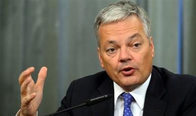وزير خارجية بلجيكا