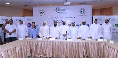 «العمل التطوعي» يطلق حملة «رمضان أمان» للحد من الحوادث المرورية