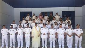 «القوة البحرية» تحتفي بتخريج ضباط الدورة التقدمية التخصصية رقم «14»