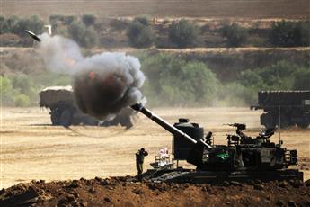 مدفعية الاحتلال تقصف شمال قطاع غزة