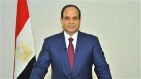السيسي للمصريين: «أنا في ضهري ربنا»