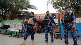 الشرطة العراقية تؤمن الانتخابات
