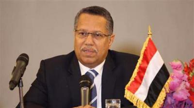 رئيس الحكومة اليمنى أحمد بن دغر