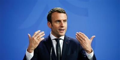 ماكرون: أوروبا تدعم الاتفاق النووي.. لحماية مصالحها