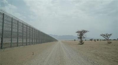 جدار إسرائيلي جديد يمتد لمسافة 34 كيلومترا