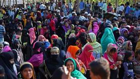 لاجئي «الروهينغيا» في بنغلاديش