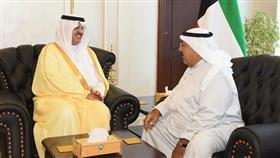وزير الدفاع يلتقي السفير السعودي لدى البلاد
