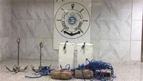 إحباط  تهريب كمية من المواد المخدرة عن طريق البحر
