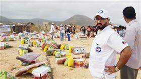 إقلاع طائرة كويتية ثالثة لإغاثة «سقطرى»