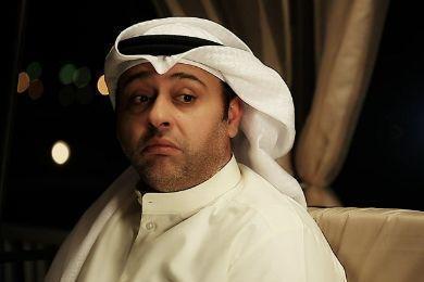 الفنان الكويتي الكوميدي حسن البلام