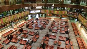 البورصة تغلق جلسة تعاملاتها على ارتفاع المؤشر العام 22.3 نقطة