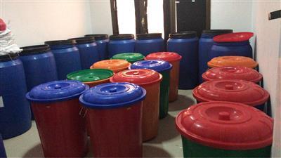 ضبط مصنع خمور في محافظة حولي
