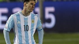 الأرجنتيني ليونيل ميسي