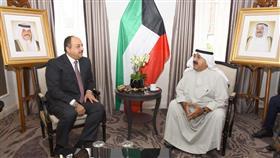 وزير الدفاع يبحث مع عدد من وزراء «محاربة داعش» المواضيع ذات الاهتمام المشترك