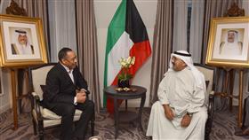 الكويت والسعودية بحثتا الجوانب العسكرية