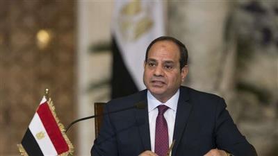 السيسي يثمن جهود خادم الحرمين الشريفين لدعم استقرار الأردن