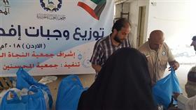 النجاة الخيرية احتفت بـ300 يتيم و 100 أسرة فقيرة في الاردن