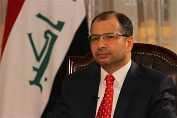 رئيس برلمان العراق يدعو لإعادة الانتخابات