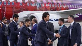 من وصول المنتخب المصري إلى روسيا