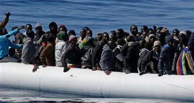 عقوبات أمريكية جديدة ضد مهربي البشر في ليبيا