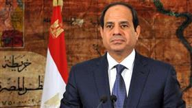 الرئيس المصري يؤكد استمرار مساعي بلاده لوقف تدهور الأوضاع بسوريا